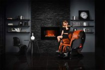 Массажное кресло YAMAGUCHI Axiom Chrome Limited | Venko - Фото 35750