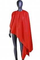 Пеньюар для клиента (длина – 150 см) Красный | Venko