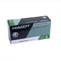 Виниловые перчатки неопудренные Vinyl PF. S medaSEPT, 100 шт | Venko - Фото 37589