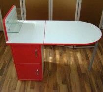Скоадной маникюрный стол Мери | Venko - Фото 38157