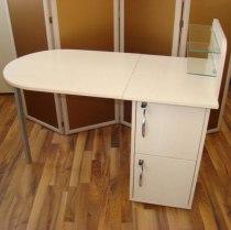 Скоадной маникюрный стол Мери | Venko