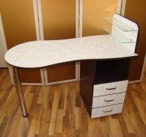 Маникюрный стол Стандарт (цветной) | Venko - Фото 38170