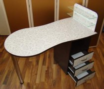 Маникюрный стол Стандарт (цветной) | Venko - Фото 38171