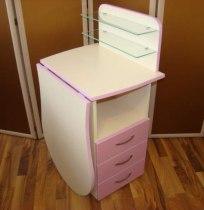 Складной маникюрный стол Стандарт | Venko - Фото 38206