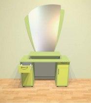 Парикмахерское рабочее место Визит | Venko