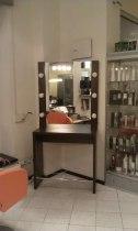 Парикмахерское рабочее место с подсветкой Милан | Venko - Фото 38256