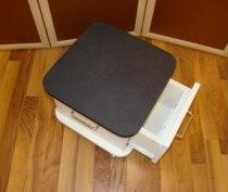 Подставка для педикюрной ванночки на колесах | Venko - Фото 38333