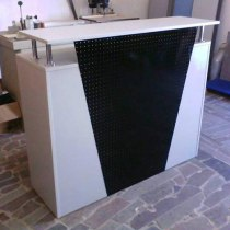Стойка администратора с выдвижным ящиком Вилан | Venko - Фото 38408