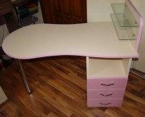 Маникюрный стол Каприче - Фото 38757