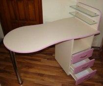 Маникюрный стол Каприче - Фото 38758