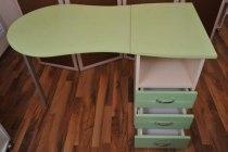 Складной маникюрный стол без надстройки для лаков | Venko - Фото 38768