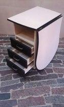 Складной маникюрный стол без надстройки для лаков | Venko - Фото 38772