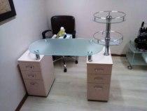 Маникюрный стол Элегант - Фото 38781