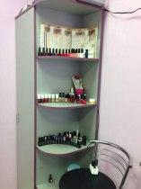 Шкаф с радиусными полочками для лаков К322 | Venko - Фото 38796