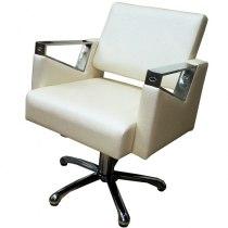 Парикмахерское кресло Макс Хром | Venko - Фото 38891
