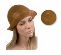 Шапочка для мелірування Eurostil коричнева (гумка) | Venko