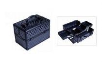 Кейс Eurostil алюминиевый черный | Venko
