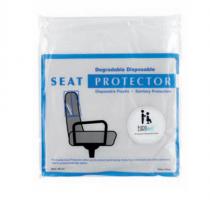 Чохол на спинку крісла Eurostil одноразовий 50 шт(540х55х230) | Venko