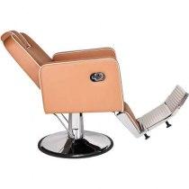 Кресло парикмахерское барбершоп HOLLAND (прошитое) Ayala - Фото 40435