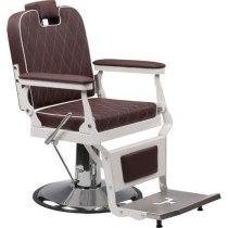 Кресло парикмахерское барбершоп LONDON (гладкое) Ayala | Venko