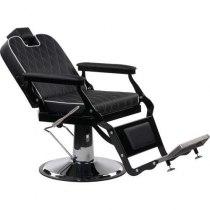 Кресло парикмахерское барбершоп LONDON (гладкое) Ayala - Фото 40454