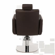Кресло парикмахерское барбершоп RAY (диск, квадрат) Ayala - Фото 40475