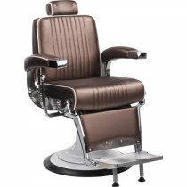 Кресло парикмахерское барбершоп STIG (коричневое) Ayala | Venko