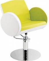 Кресло парикмахерское Gemini 01 (гидравлика) Ayala | Venko