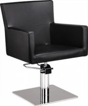 Кресло парикмахерское Isadora 01 (черное) Ayala   Venko