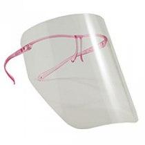 Щиток (10 шт.) без запотевания с пластиковой розовой рамкой | Venko
