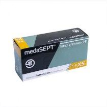 Латексные перчатки неопудренные Latex premium PF S medaSEPT, 100 шт | Venko - Фото 41443
