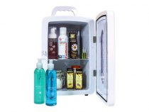 Минихолодильник и нагреватель полотенец 2 в 1  объем 12 л | Venko - Фото 42162