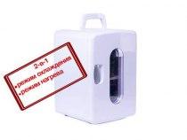 Минихолодильник и нагреватель полотенец 2 в 1  объем 12 л | Venko - Фото 42165