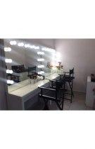 Профессиональный стул для макияжа PS-CH01L (черный) - Фото 43657