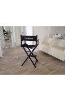 Профессиональный стул для макияжа PS-CH01L (черный) - Фото 43663