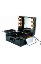 Настольная make-up студия с освещением PS-IST01L (черная) | Venko - Фото 43691