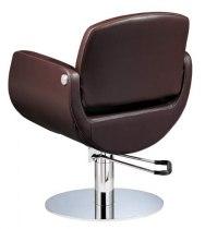 Парикмахерское кресло Comair Zurich коричневое | Venko - Фото 44522