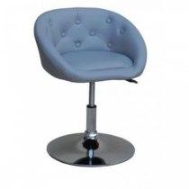 Кресло косметическое HC-302 серое | Venko