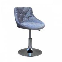 Косметическое кресло HC931N серый велюр | Venko