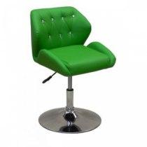 Кресло косметическое HC949N зеленое | Venko