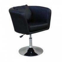 Парикмахерское кресло HC819 черное снято с производства | Venko
