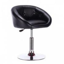 Кресло косметическое HC-302 черное | Venko