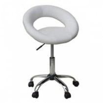 Косметическое кресло HC104K белое | Venko