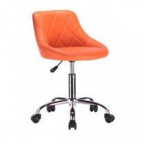Косметическое кресло HC1054K оранжевое | Venko