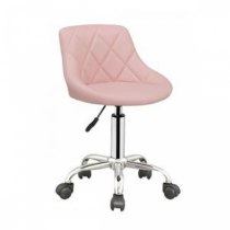 Косметическое кресло HC1054K розовое | Venko