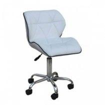 Косметическое кресло HC1062K белое | Venko
