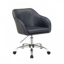 Косметическое кресло HC-1811K черное | Venko