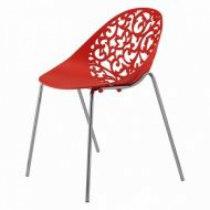Стул для клиента Миа (цвет красный) | Venko