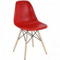 Стул для клиента Тауэр Вуд (цвет красный) | Venko