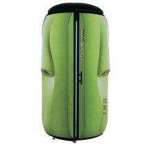 Вертикальный солярий Alisun SunVision V 36 FT CB green   Venko